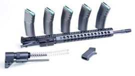 Troy Hill AR15 Upper Receiver PDW Package