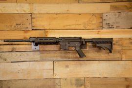 AA Agency Rifle